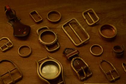 手作り真鍮金具