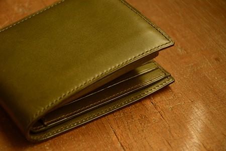 二つ折り財布1
