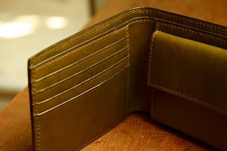 二つ折り財布4