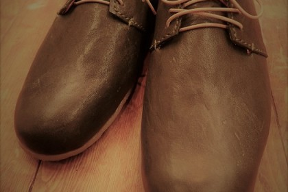 manami's Horse leather shoes