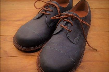 Navy blue Shoes