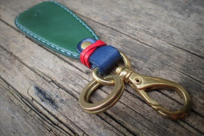 Shoehorn key case